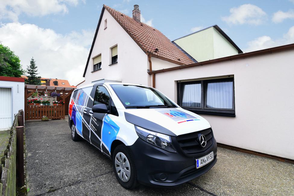 Privates Wohnhaus – Ansbach