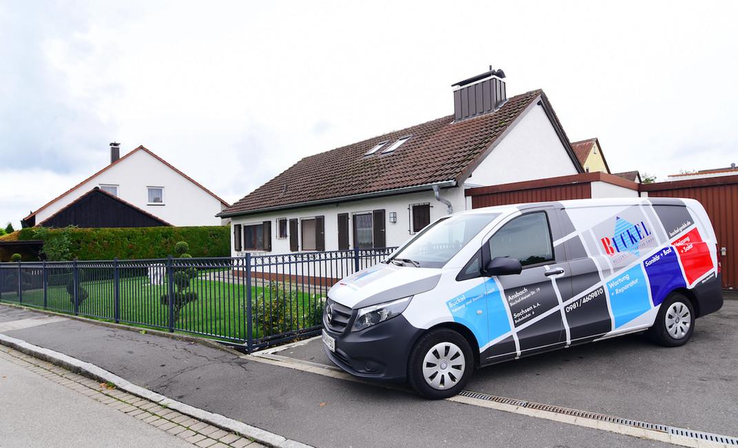 Privates Wohnhaus – Ansbach-Elpersdorf