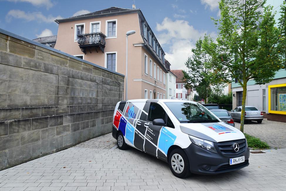 Wohn- und Ärztehaus – Ansbach