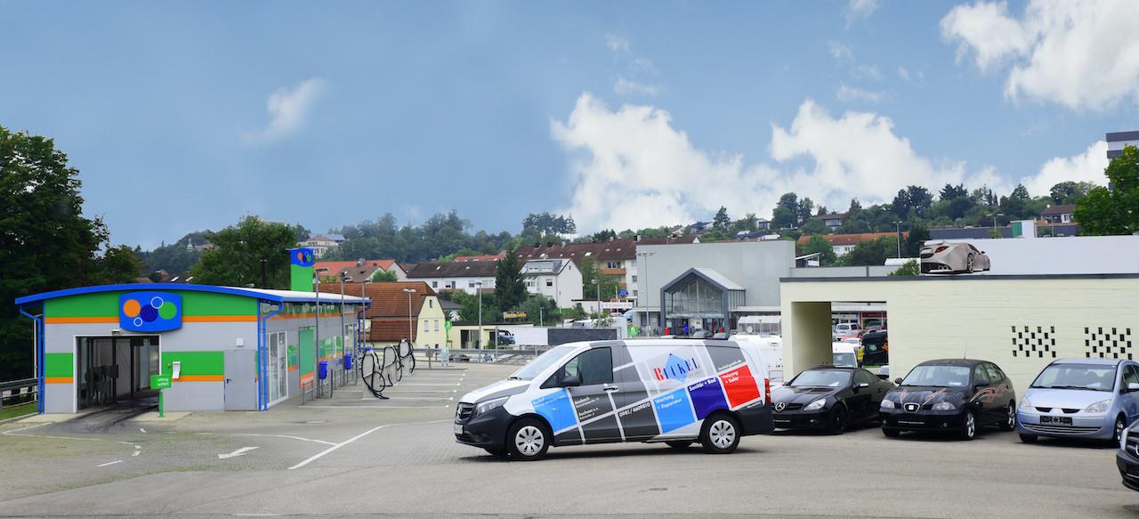 Gewerbeanlage – Ansbach