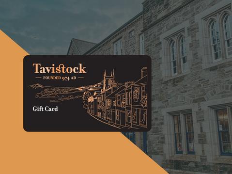 Checking Your Tavistock Gift Card Balance