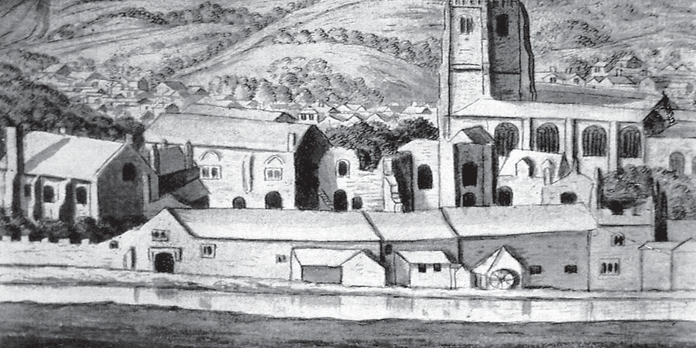 From the Abbey to the Guildhall – Images of Tavistock from the 18th to the 19th century: Artistic Licence or Historical