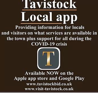 Introducing The Tavistock Local App