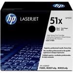 HP 51X High Yield Black Original LaserJet Toner Cartridge