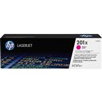HP 201X MAGENTA LASERJET TONER CARTRIDGE