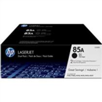 HP 85A 2 pack Black Original LaserJet Toner Cartridges
