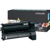 Lexmark C78X/X782E Yellow Return Program Print Cartridge