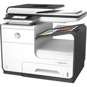 HP PageWide Pro 477dw Wireless Page Wide Array Multifunction Printer