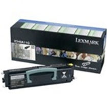 Lexmark X342N High Yield Return Cartridge (6,000 page yield)