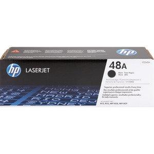 HP 48A Black LaserJet Toner Cartridge