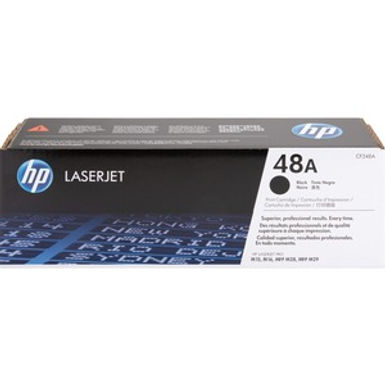 HP 48A Black LaserJet Toner Cartridge