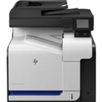 HP LaserJet Pro 500 Color Laser M570dn MFP