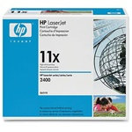 HP 11X High Yield Black Original LaserJet Toner Cartridge