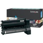 Lexmark C78X/X782E Cyan Return Program Print Cartridge