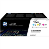 HP 410A COLOR TRIPACK   Cyan,Magenta,Yellow 2300pg. Yield