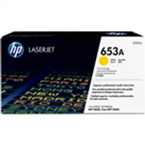 HP 653A Yellow Original LaserJet Toner Cartridge
