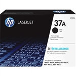 HP 37A Black Toner Cartridge   11000 Pages