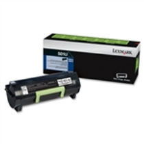 Lexmark 501U Ultra High Yield Toner Cartridge (20,000 page yield)