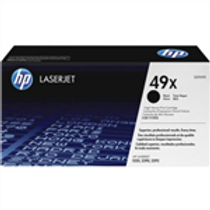 HP 49X High Yield Black Original LaserJet Toner Cartridge