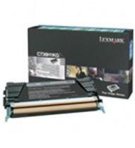 C736, X736, X738 Black High Yield Toner Cartridge