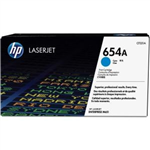 HP 654A Cyan Toner Cartridge 15000 Pages