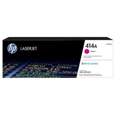 HP 414A (W2023A) Toner Cartridge - Magenta
