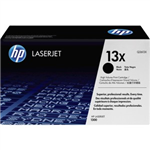 HP 13X High Yield Black Original LaserJet Toner Cartridge