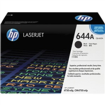 HP 644A Black Original LaserJet Toner Cartridge