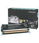 Lexmark C73X and X73X Black Toner Cartridge   8,000 page yield