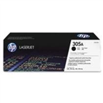 HP 305A Black Original LaserJet Toner Cartridge