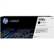 HP 508X Black HY Toner Cartridge  12500 Pages
