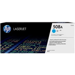 HP 508A Cyan Toner Cartridge 5000 Pages