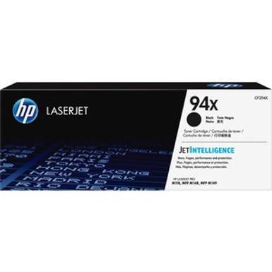 HP 94X Black LaserJet Toner Cartridge