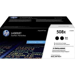 HP 508X Black Dual Pack Black Toner Cartridges (2)