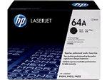 HP 64A Black Original LaserJet Toner Cartridge