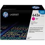 HP 643A Magenta Original LaserJet Toner Cartridge