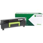 Lexmark Black High Yield Toner Cartridge (15K)