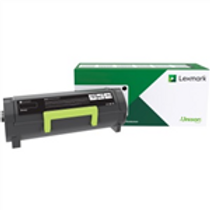 Lexmark Black High Yield Toner Cartridge (15K)