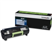 Lexmark 501X Extra High Yield Toner Cartridge (10,000 page yield)