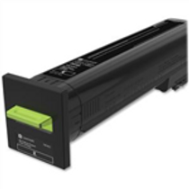LEXMARK CS820/CX820/CX825/CX860 BLACK TONER (8,000 PG. YIELD)