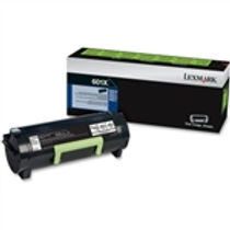 Lexmark 601X Extra High Yield Toner Cartridge (20,000 pg. yld.)