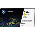 HP 654A Yellow Toner Cartridge 15000 Pages