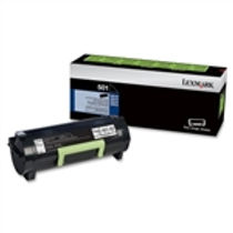 Lexmark 501  Toner Cartridge (1500 page yield)