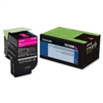 Lexmark 701XM Magenta Extra High Yield Return Program Toner Cartridge