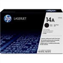 HP 14A Black Original LaserJet Toner Cartridge