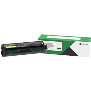Lexmark Yellow High Yield  Print Cartridge