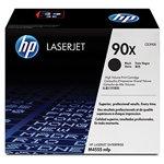 HP 90X High Yield Black Original LaserJet Toner Cartridge
