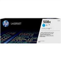 HP 508X Cyan HY Toner Cartridge 12500 Pages