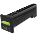 LEXMARK CS820/CX820/CX825/CX860 HY BLACK TONER (33,000 PG. YIELD)