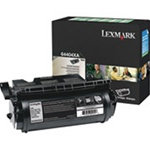 Lexmark T644 HY Return Cartridge For Label Applications (32,000 page yield)
